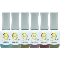 Aora 8 - EARTH Collection (6 colors)