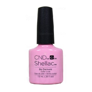 CND Shellac - C1173 Be Demure (FLIRTATION Collection)
