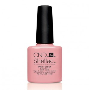 CND Shellac - C1174 Pink Pursuit (FLIRTATION Collection)