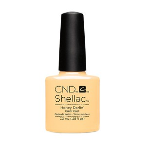 CND Shellac - C1175 Honey Darlin' (FLIRTATION Collection)