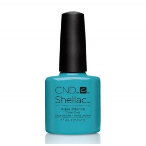 CND Shellac - C1176 Aqua-intance (FLIRTATION Collection)