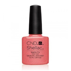 CND Shellac - C1177 Sparks Fly (FLIRTATION Collection)