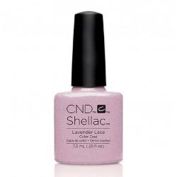 CND Shellac - C1178 Lavender Lace (FLIRTATION Collection)