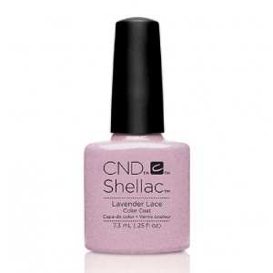 CND Shellac - C1178 Lavender Lace (FLIRTATION Collection)