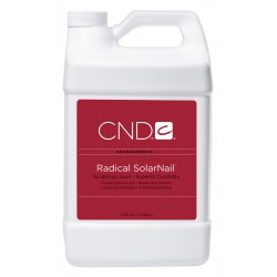 CND Radical SolarNail Sculpting Liquid - 1gallon