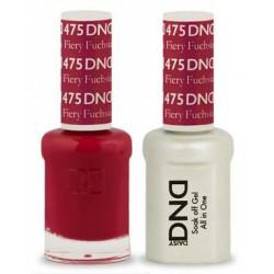 DND - Fiery Fuchsia