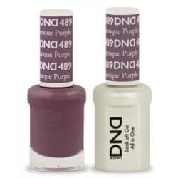 DND - D489 Antique Purple