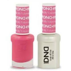DND - D499 Be My Valentine