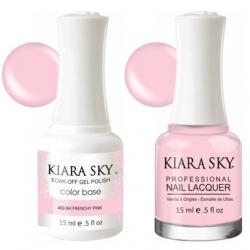 Kiara Sky Gel - K402 Frenchy Pink