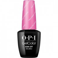 OPI Gel Color - Two Timing The Zone - GC F80