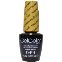 OPI Gel Color - Pineapples Have Peelings Too - GC H76