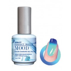 Le Chat MOOD Gel Polish - A Bit Chilly