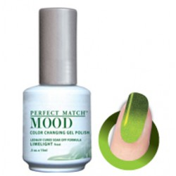 Le Chat MOOD Gel Polish - Lime Light