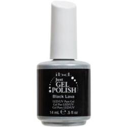 ibd just gel polish - Black lava