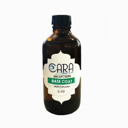CARA Sticky Base Coat 16oz - for nail lacquer