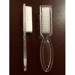 Manicure Brush (100pcs) - CLEAR