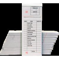 Ticket Book -100pcs/pack
