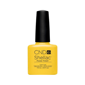 CND Shellac - C136  Bicycle Yellow